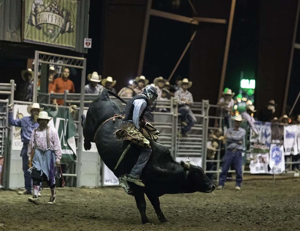 Ranch Rodeo / Bull Riding Events
